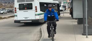 Security Bike Patrol